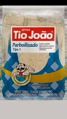 Parboilizado Boil in Bag