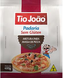 Mistura para Massa de Pizza