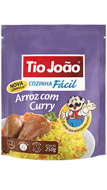 Arroz com Curry