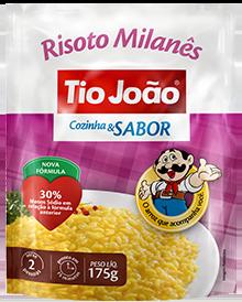 Risoto Milanês