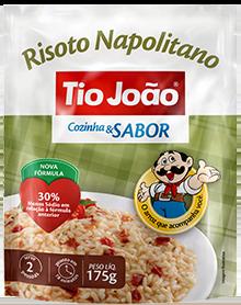 Risoto Napolitano