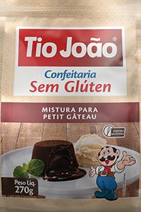 Mistura para Sobremesa Tio João – Petit Gâteau